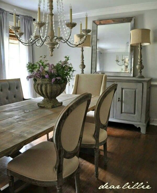 96 Best Dining Rooms Images On Pinterest