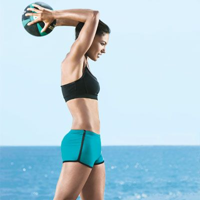 Circuit B Exercise: Roll-Out - 6 Moves to Firm Up Your Tush