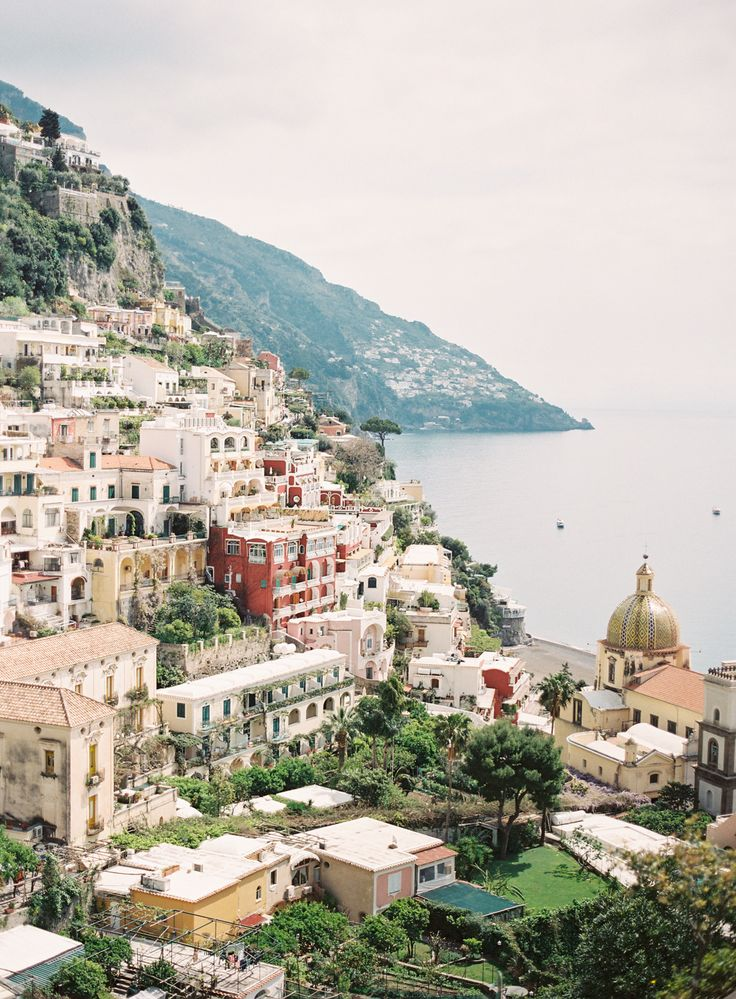 Amalfi Coast Mini-Guide - We got featured by Style Me Pretty Living. Photo is from Positano, Italy and taken by me, Angelworx Photography www.angelworx.no