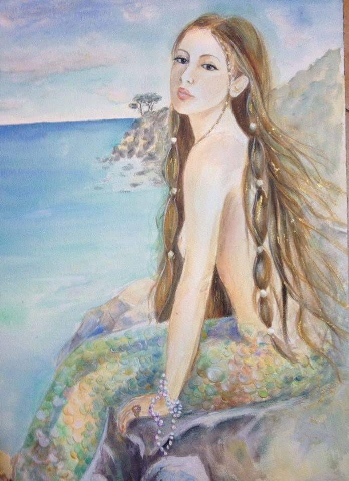 Sirena baia del Silenzio