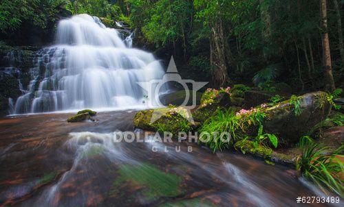 http://www.dollarphotoclub.com/stock-photo/Mhundaeng waterfall Phu Hin Rong Kla National Park, Phitsanulok/62793489 Dollar Photo Club millions of stock images for $1 each