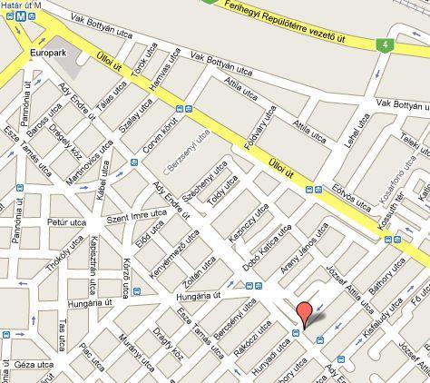 Cserhegyi méterárú - 1191 Bp. Hunyadi utca 40.