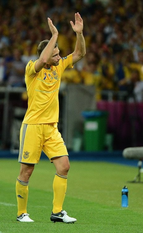 Andriy Shevchenko, Dinamo Kiev