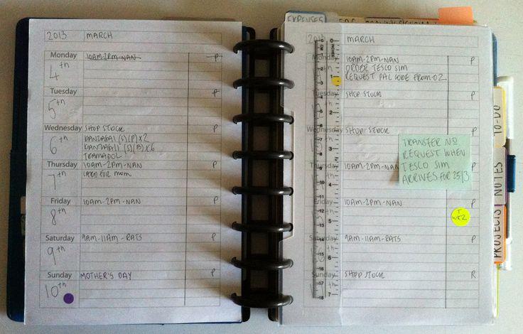 Arc It - A Blog About Staples Arc Notebooks: My Arc Notebook