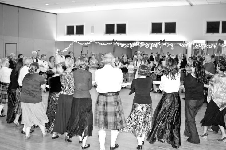 36th Annual St Andrew's Ball, Austin, Texas, Auld Lang Syne to end the evening. It was a grand night!