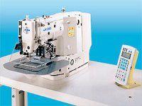 Automat do odszywania zaprogramowanego wzoru w dostępnym polu szycia