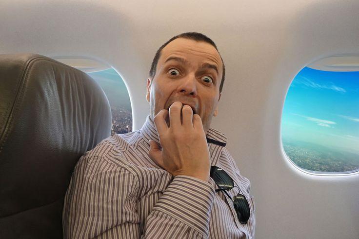 ***¿Cómo Evitar el Miedo a Volar?*** Si tienes miedo a volar, estás dentro de un grupo de personas más extenso de lo que crees. Aprende en este artículo algunos consejos para que puedas subir a un avión y viajar mas relajado....SIGUE LEYENDO EN.... http://comohacerpara.com/evitar-el-miedo-a-volar_12012a.html