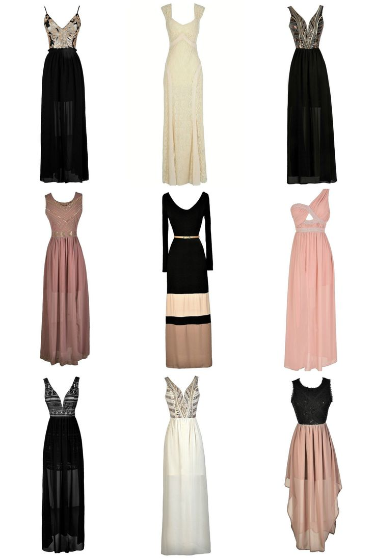 Lily Boutique - Gorgeous maxi dresses with FREE shipping over $75 at Lilyboutique.com!