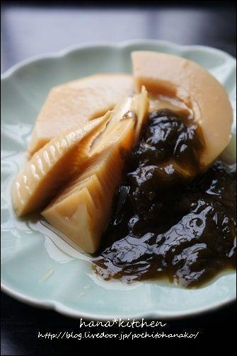 たけのこレシピ】簡単おいしい♪若竹煮と、筍を美味しく食べるコツ ...