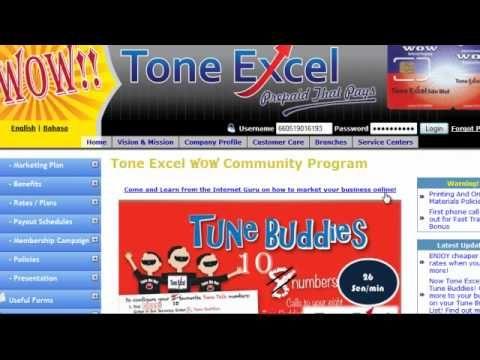 2Prepaid Tune talk ToneExcel - Prepaid yang boleh dijadikan bisnes. Prepaid yang boleh dijadikan pendapatan sampingan dan perniagaan yang menguntungkan.
