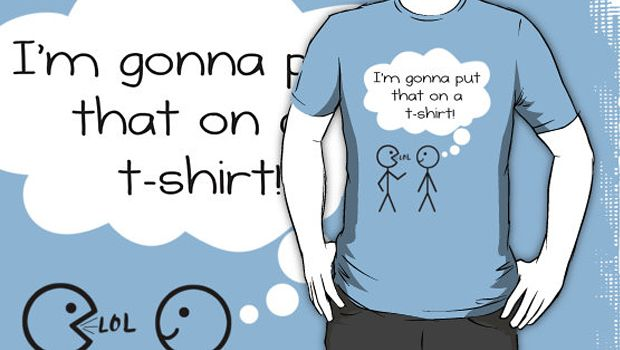Get a Dose of Fun from these Funny Stickman T-shirt Designs