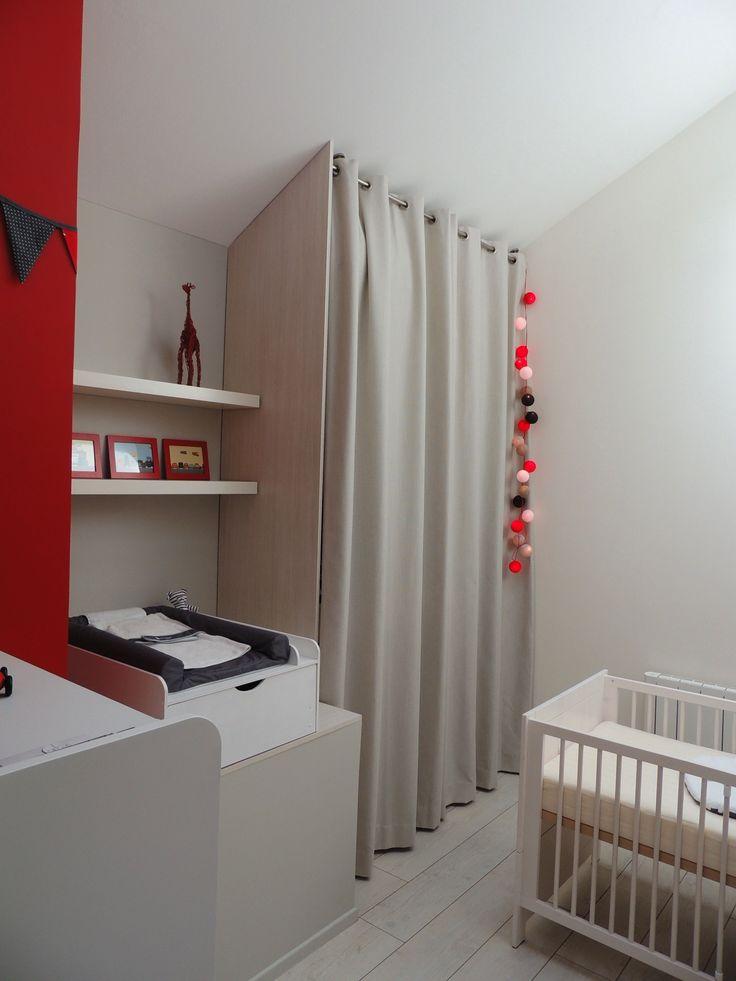Rideau Chambre Bébé op Pinterest  Rideau Chambre, Rideaux Chambre