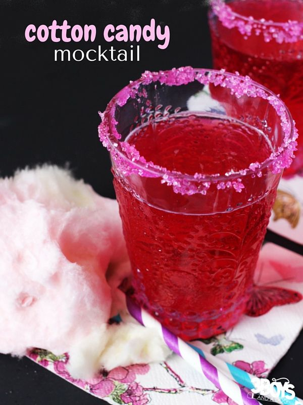 Pin106 Tweet Share2 +1 Share StumbleIt is so much fun coming up with mocktails for kids'parties, and this Cotton Candy Mocktail is a great option for a whimsical or summer fair-themed party. This Cotton Candy Mocktailis all about presentation. Garnishing the glass with a sugar rim, adding a straw with a bit of cotton candy […]