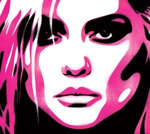 Miles Donovan...Blondie! contemporary portraits