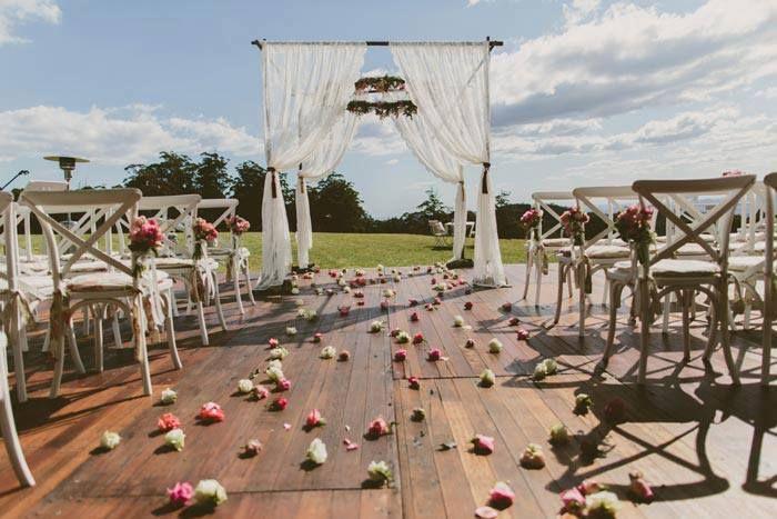 Spicers Peak Lodge Wedding Venue