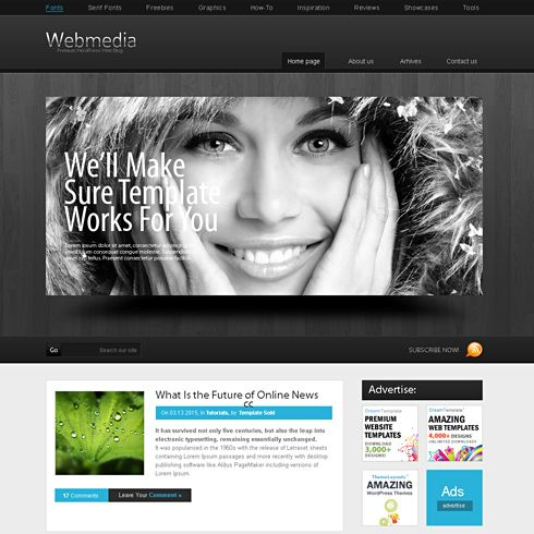 39 best Css Web Templates images on Pinterest | Design web, Design ...