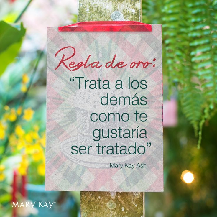 Qué sea tu propósito para comenzar la semana.  ☺✨   #InspiraciónMaryKay #Frases #Quotes #MaryKayAsh