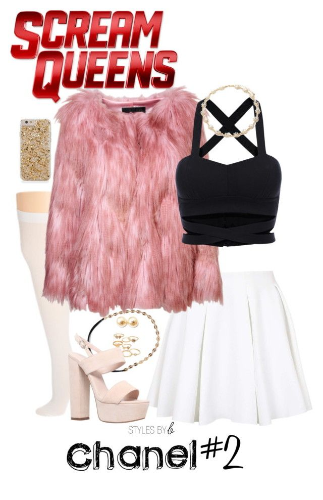 impressive scream queen outfit ideas