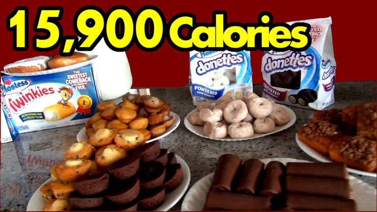 """""""The Sweetest Food Challenge in the History of Ever"""" (Hostess Snack Chal..."""