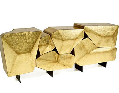 """Check out new work on my @Behance portfolio: """"Stone   Sideboard"""" http://on.be.net/1u7HJ5L"""