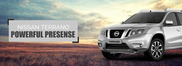 #NissanTerrano  Powerful Presence - Shakti Nissan
