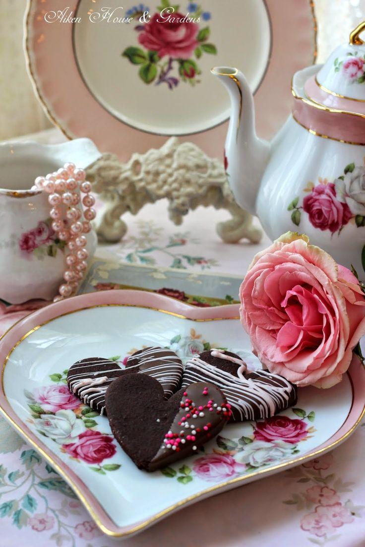Aiken House & Gardens: Afternoon Tea and a Blizzard