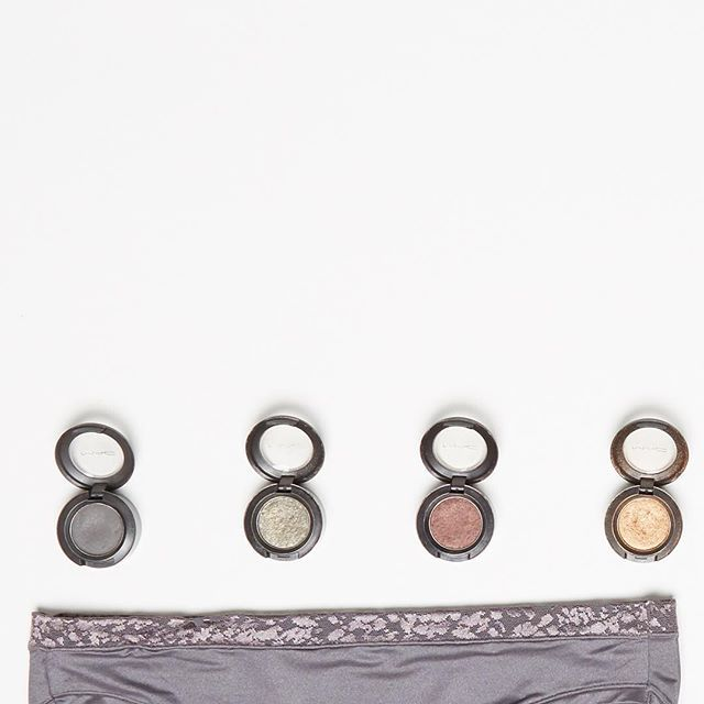 Our newest color, Slate, fits right in with your favorite metallic…