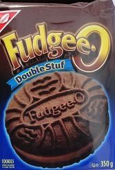 fudgee o cookies double stuff christie canadianfavourites for all your ...