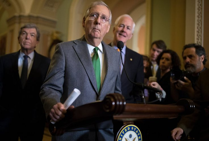 Republicans Say They Have a Deal on Tax Bill