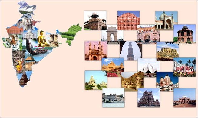 Best Places in India for Tourists