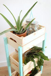 Knagglig box mini shelf