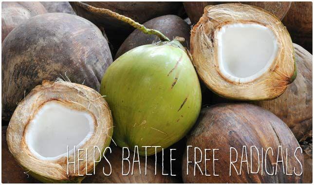 Coconut water tasty & amazing!