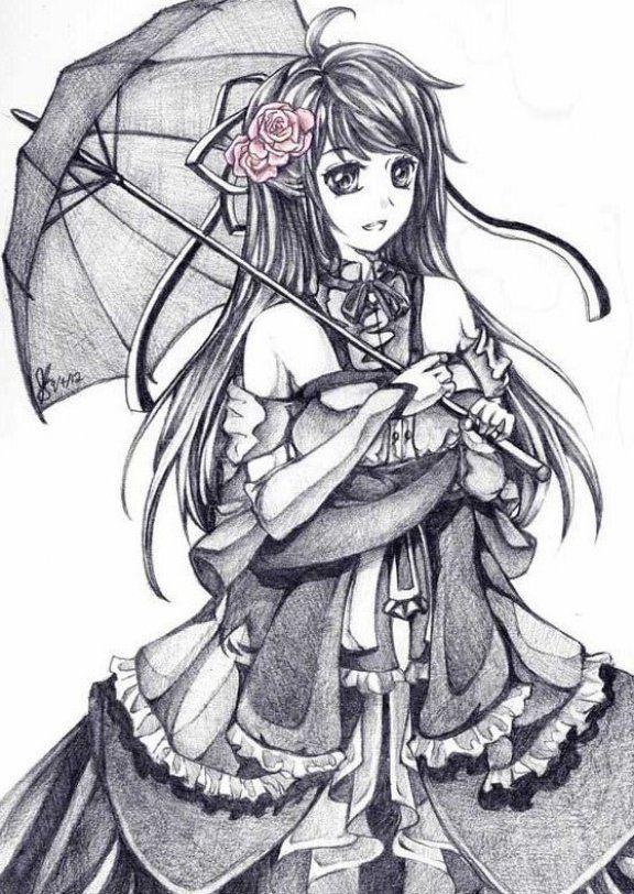 24 Beautiful Anime Drawings Freshmorningquotes Artdrawing Artdrawingseasy Artdrawingsgirl In 2020 Anime Drawings Anime Manga Drawing