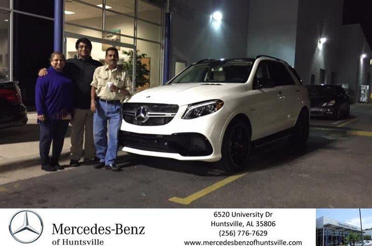 Congratulations Shan on your #Mercedes-Benz #GLE from Amir Samadani at Mercedes-Benz of Huntsville!  https://deliverymaxx.com/DealerReviews.aspx?DealerCode=TSTE  #Mercedes-BenzofHuntsville