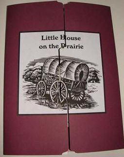 Free Little House on the Prairie Lapbook