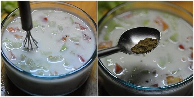 Cucumber Tomato Raita Recipe | Indian Raita Recipes