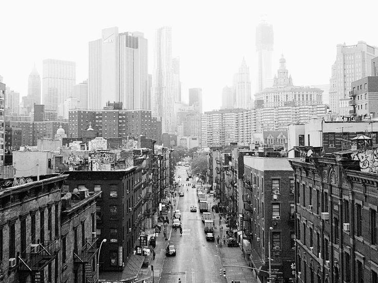 Manhattan. New York 2012.