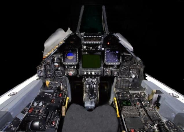 F 117 Stealth Fighter Cockpit Why Is The 'Retired' F...