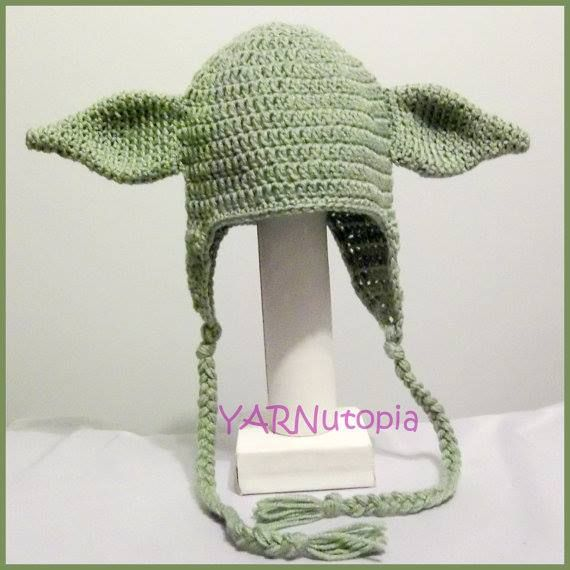 For all Star Wars fans, this project is! With you may the crochet force be! That's a little Yoda Speak for you to get you in the right frame of mind to make this great hat! This post is part …