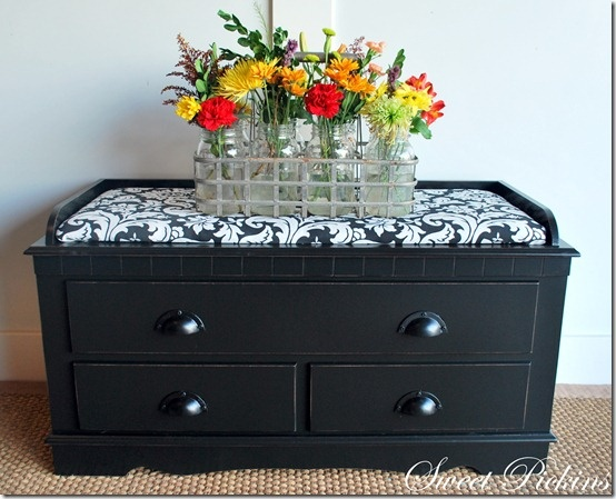 43 best cedar chest makeover ideas images on pinterest for How to change color of furniture