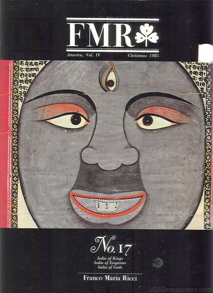 FMR -- Franco Maria Ricci Number 17