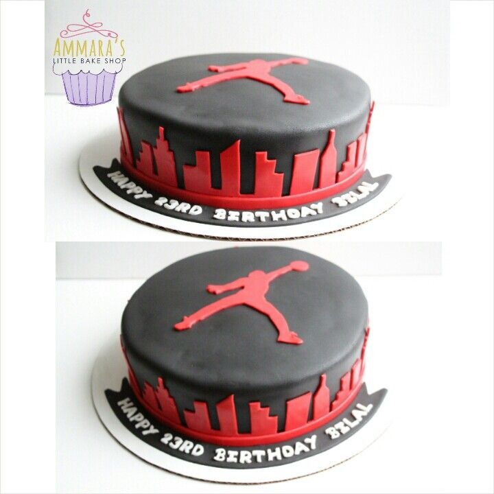 101 best michael jordan cake images on Pinterest Michael jordan