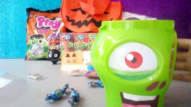 Halloween Juguetes y Dulces