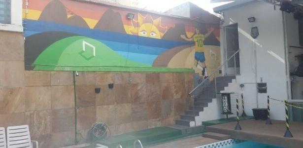 Cubanos da luta livre dispensam luxo e se hospedam em hostel na Tijuca, no Rio - UOL Olimpíadas