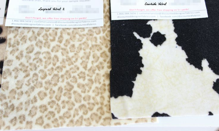 AM Dolce Vita: Louis XV Chair Upholstery Fabric Choices, animal print velvet