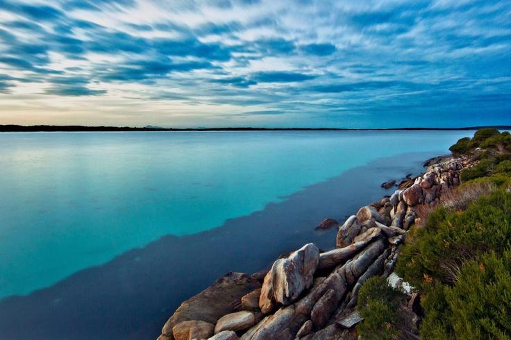 Australia, Wellstead Estuary, Bremer Bay