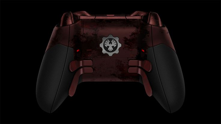 Xbox Elite Wireless Controller - Gears of War 4 Limited Edition   Xbox