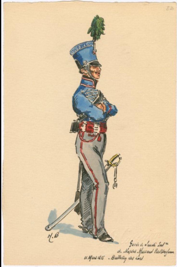 Guardia di sicurezza del regno di Napoli