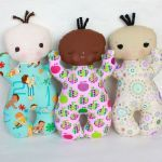 adorable babies you can sew on your own