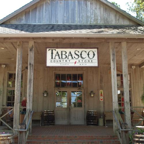Aver Island, New Iberia, Louisiana...Home of the Tabasco pepper and sauce!